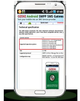 SMS Gateway - Manual, Install Full Plus